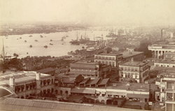 The Hoogly River [Calcutta].